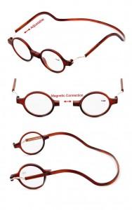 Comment bien choisir ses lunettes à clipser     Mes Lunettes Lecture f28473ebbc6b