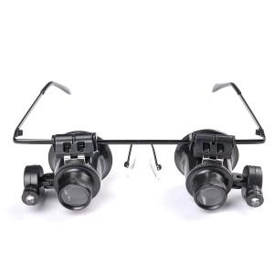 5f7e9decac Comparatif des lunettes loupes à utilisation professionnelle | Mes ...